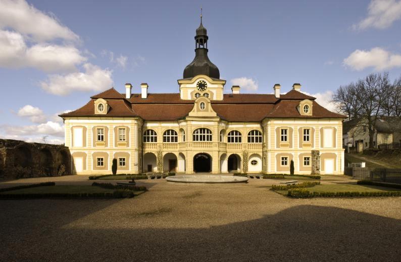 zámek Nebílovy