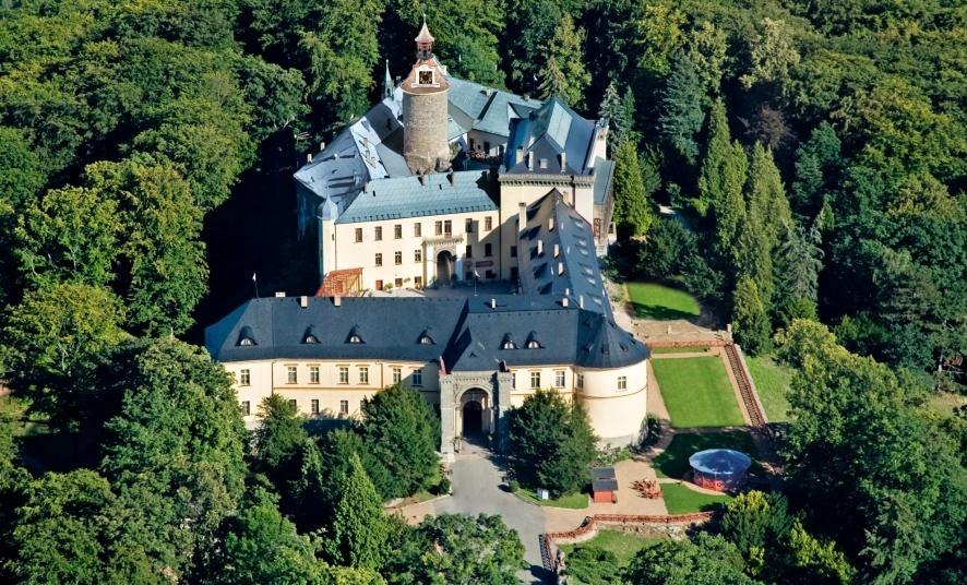 zámek Zbiroh